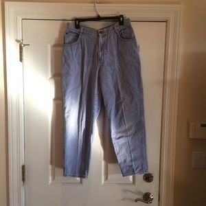Gitano High Waisted Mom Jeans